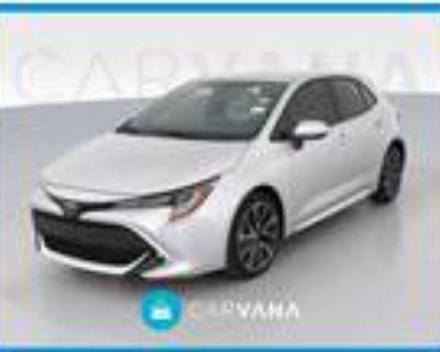 2021 Toyota Corolla Silver, 1762 miles