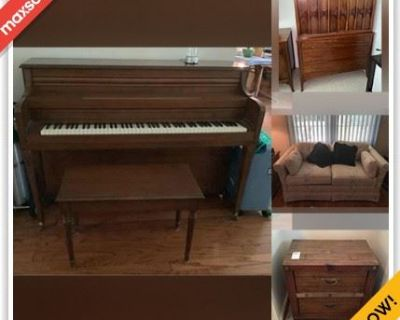 Columbia Moving Online Auction - Windsor Court