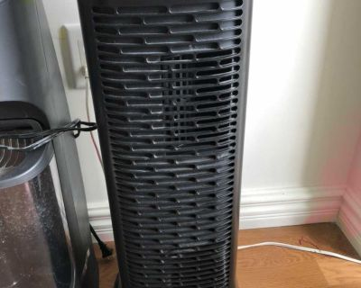 Purification and humidity towers