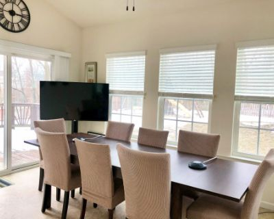 Bright Backyard View Meeting Room, Beavercreek, OH