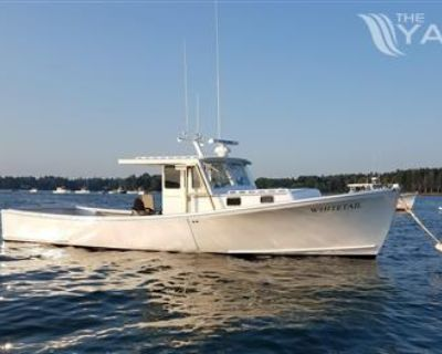 Lowell Brothers Lobster Boat Tuna Sportfish for sale