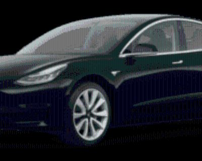 2020 Tesla Model 3 Standard Range