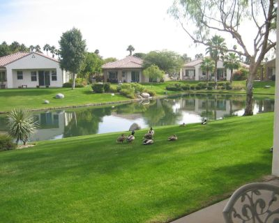 Lakefront Rental- Mission Hills W/Private Jacuzzi-Golf Cart - Rancho Mirage