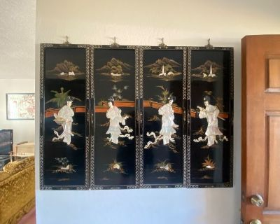 Grasons Co of West Alameda - Antique Asian Style Estate Sale