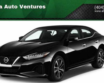 2021 Nissan Maxima SV