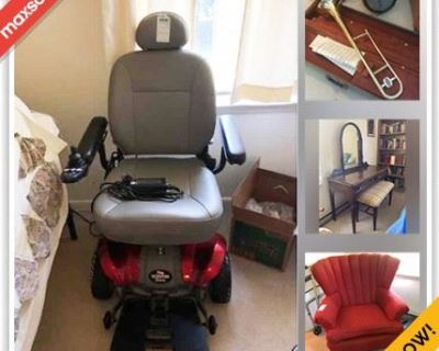 Clarksburg Moving Online Auction - Wims Road