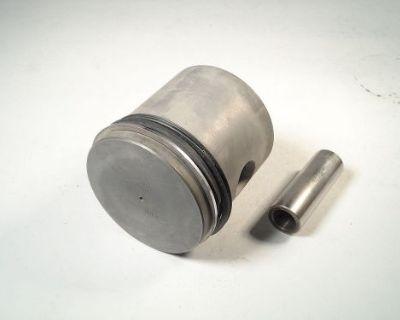 Sunbeam Alpine Rapier Hillman Minx 3 Ring Engine Piston W/ Rings & Pin 16219 Std