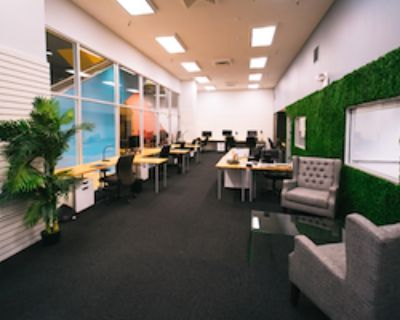 Private Office for 20 at The Port @ Kaiser Mall (Uptown)