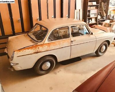 1964 RHD Notchback Original Paint & Interior