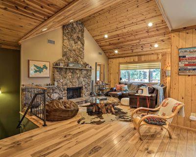 NEW! Lake Arrowhead Cabin < 2 Mi to Blue Jay Bay! - Blue Jay