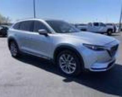 2017 Mazda CX-9 Silver, 84K miles