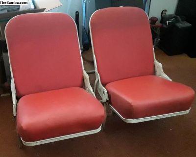 Pair of seats