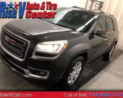 2014 GMC Acadia SLT with SLT1 FWD