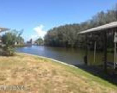 Boat Lover's Dream! Wide Canal, Pool & Covered Dock!