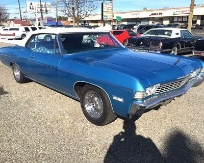 1968 Chevrolet Impala Sorry Just Sold!!!! Convertible