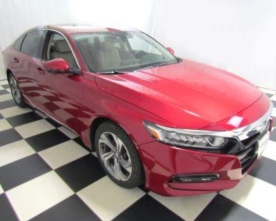 Pre-Owned 2019 Honda Accord Sedan EX-L 1.5T