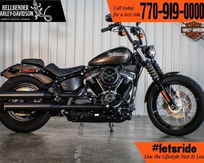 2020 Harley-Davidson Street Bob Softail Marietta, GA