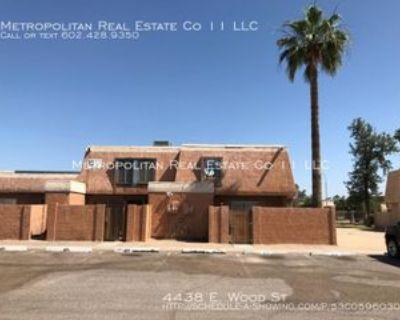 4438 E Wood St, Phoenix, AZ 85040 3 Bedroom Apartment