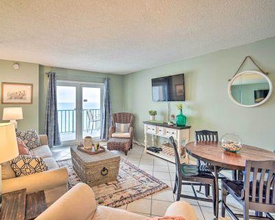 NEW! Cozy Beachfront Escape w/ Pool & Gulf Access! - Gulf Shores