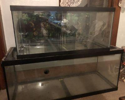 30 gallon reptile aquarium
