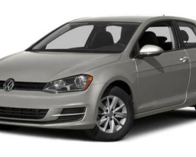 2015 Volkswagen Golf TSI S