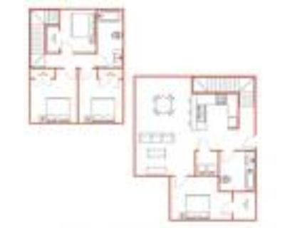 National Avenue Lofts - 4-Bedroom Townhome