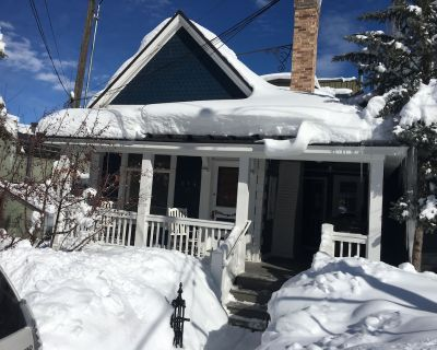 Central Old Town Location, Steps to Main St & Town Lift, Spacious Landmark Home - Downtown Park City