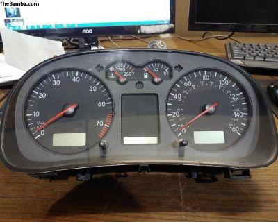 02 Jetta Speedometer/Cluster