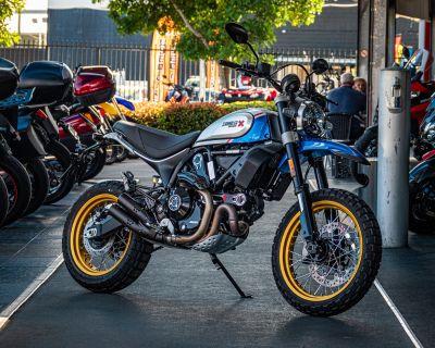 2022 Ducati Desert Sled Motor Bikes Fort Montgomery, NY