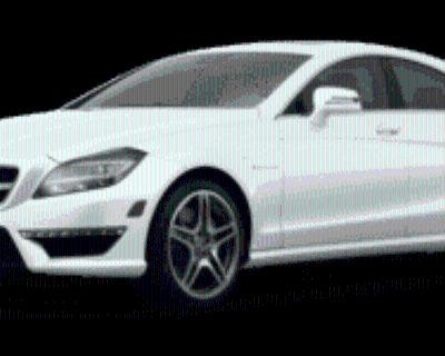 2014 Mercedes-Benz CLS CLS 63 AMG S