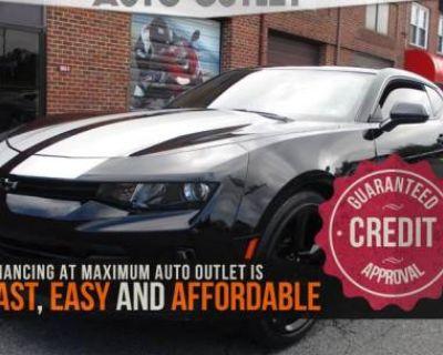 2017 Chevrolet Camaro 1LS