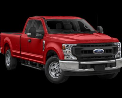 New 2022 Ford F-350SD XL 4WD