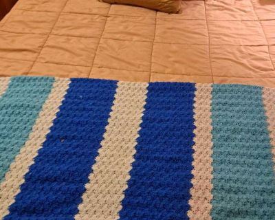 Bed frame And Box Mattress