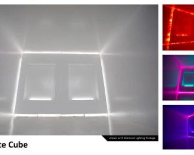 Modern White Cube