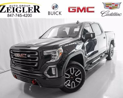 Pre-Owned 2020 GMC Sierra 1500 AT4 Four Wheel Drive Crew Cab