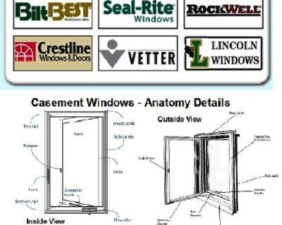All Brands Window Door Parts Glazing Bead Weatherstrip - WeFixItUSA