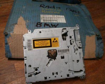 2009- Up, Bmw Dvd Player Part. New In Box.dvd-m3.5 Hx 01. Korrvu 65839232059.