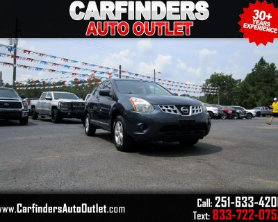 Used 2013 Nissan Rogue FWD 4dr S