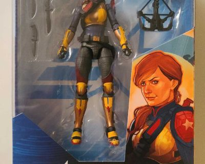 "Hasbro G.I. Joe Classified Series 05 Scarlett 6"" line New in box GIJoe Scarlet"
