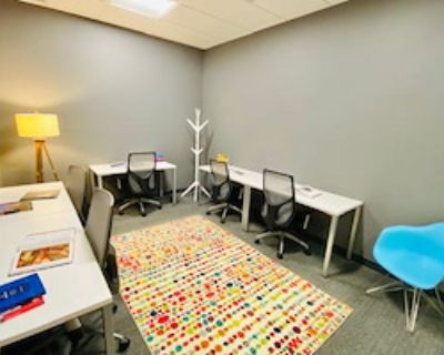 Private Office for 5 at Regus