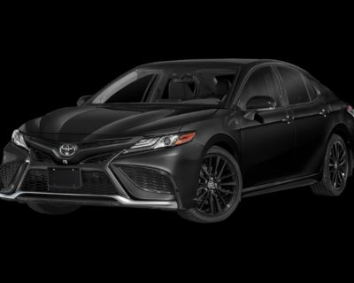 New 2022 Toyota Camry XSE FWD 4 In-Tranist