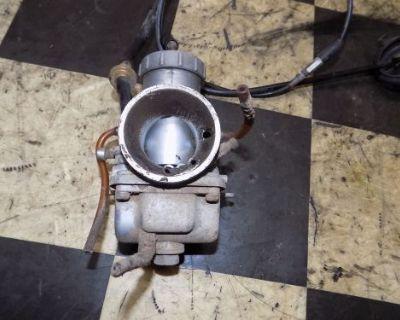 83 1983 It 490 It490 Carburetor Carb Cable