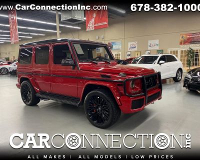 Used 2015 Mercedes-Benz G-Class G63 AMG 4MATIC