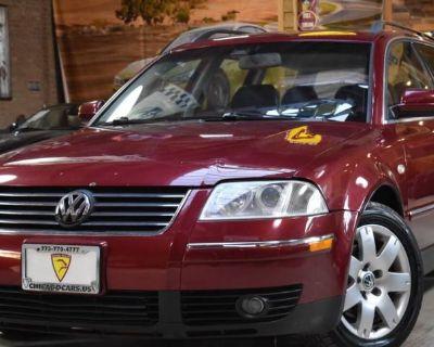 2002 Volkswagen Passat GLX