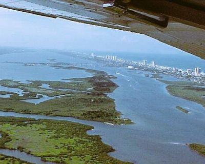 Private  ISLAND Florida USA IntraCoastal Waterway