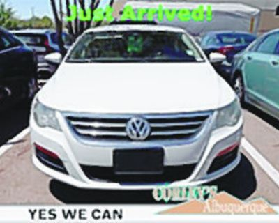 VOLKSWAGEN 2012 CC Sport Sedan, Automatic, Front Wheel Drive, 6 Speed, 88k miles,...