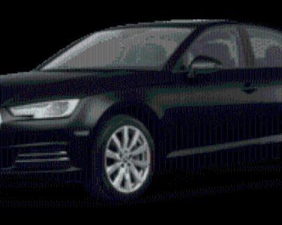 2017 Audi A4 ultra Premium FWD Automatic