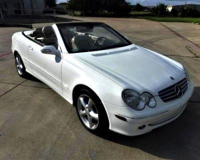 Used 2005 Mercedes-Benz CLK-Class CLK320 Cabriolet