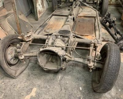1967 VW Beetle Chassis