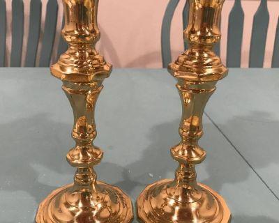 pair of chandelier